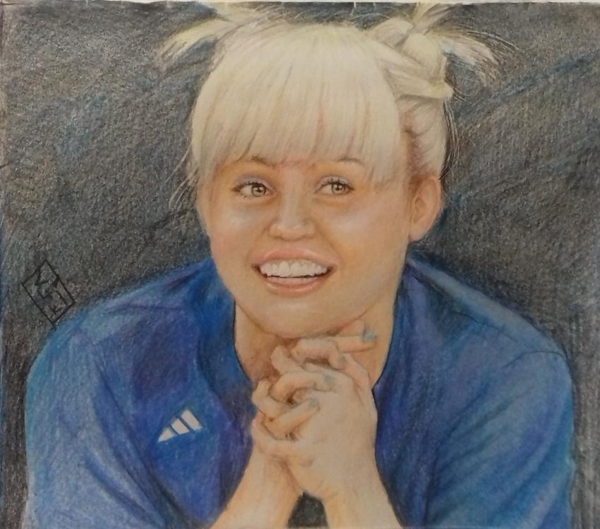 Miley Cyrus par Chikki